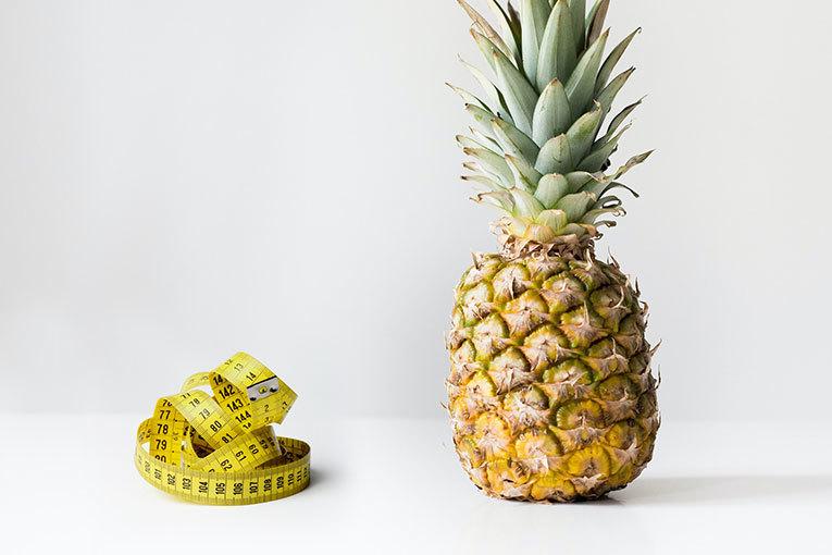 est-ce-que le jus d'ananas fait maigrir