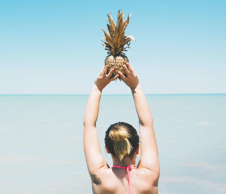 jus d'ananas bienfaits pour les femmes